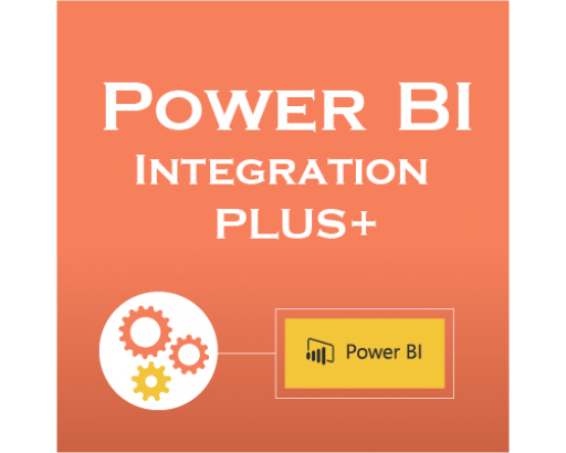 Logo for Power BI Integration Plus Extension Package for Magento