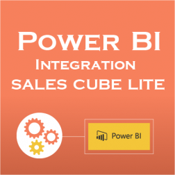 Power BI Sales Cube Lite extension for Magento