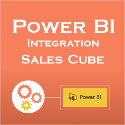 Power BI Sales Cube extension for Magento